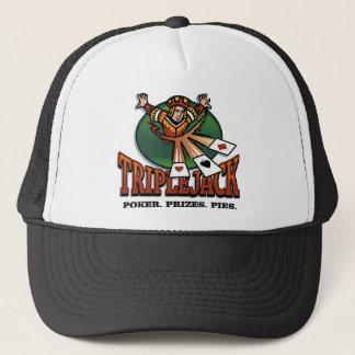 Triplejack Mesh Hat