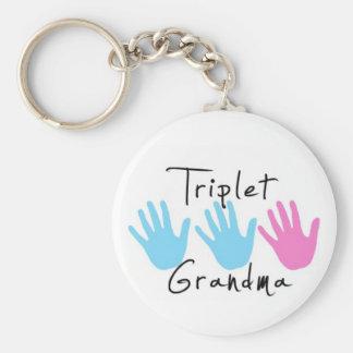 Triplet Grandma key chain - BBG