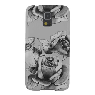 Triplet Roses Cases For Galaxy S5