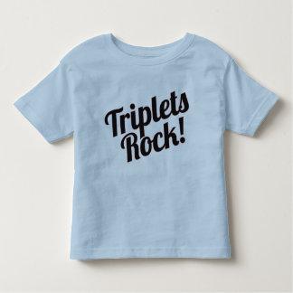 Triplets Rock! Tee Shirt