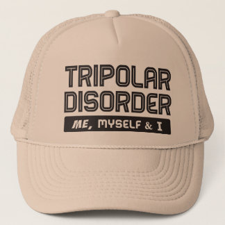 Tripolar – Me, Myself & I Trucker Hat