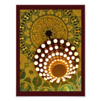 Tripoli Shrine Temple Ceiling Photo Print