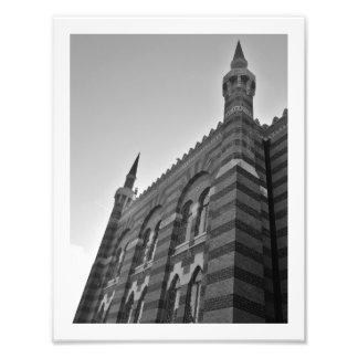 Tripoli Shrine Temple Photo Print
