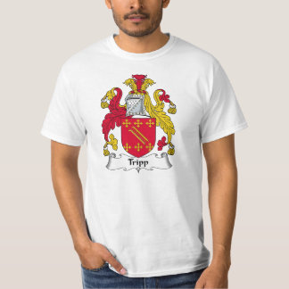 Tripp Family Crest T-Shirt
