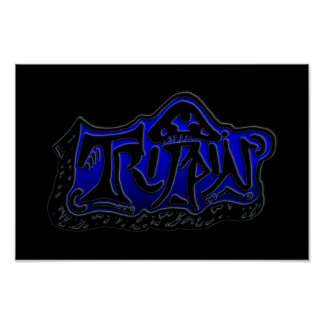 Trippin Poster