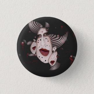 tripping 1 inch round button