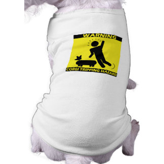 Tripping Hazard - Corgi Doggie Tshirt