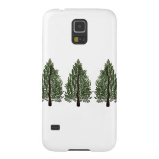 Tripple Pines Case For Galaxy S5