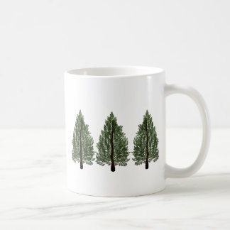 Tripple Pines Coffee Mug