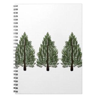 Tripple Pines Notebook