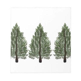 Tripple Pines Notepad