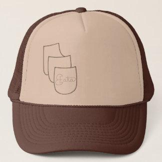 Tripple Pocket Logo Trucker Hat
