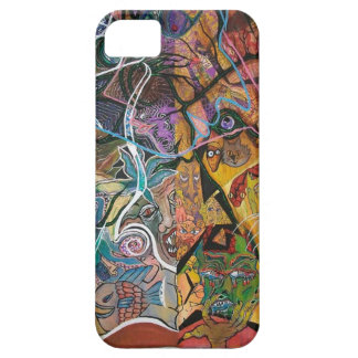 Trippy Acrylic Skin 2 iPhone 5 Cover