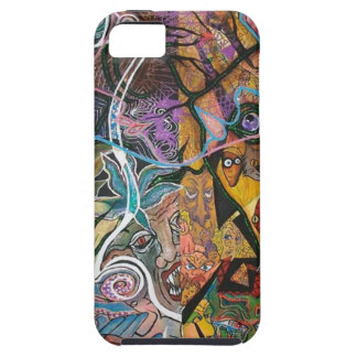 Trippy Acrylic Skin 2 iPhone 5 Covers
