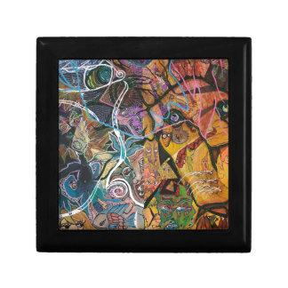 Trippy Acrylic Skin 2 Jewelry Box