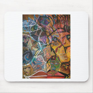 Trippy Acrylic Skin 2 Mouse Pad