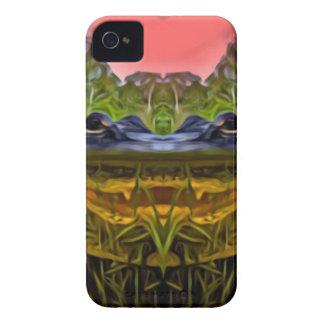 Trippy Alligator Case-Mate iPhone 4 Cases