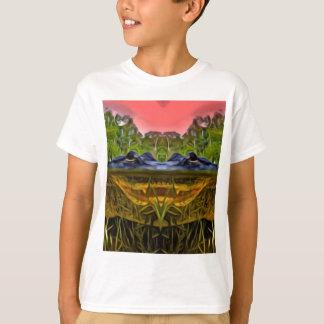 Trippy Alligator T-Shirt