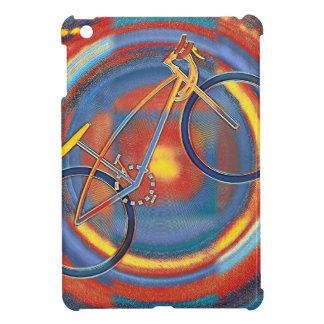 trippy bike iPad mini case