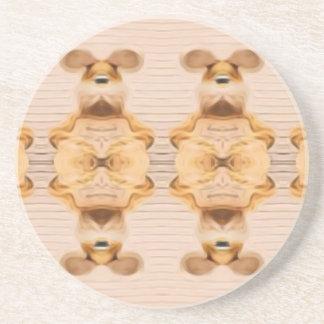Trippy Bunnies Coaster