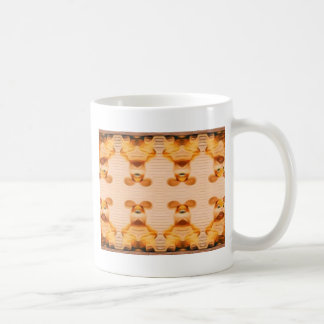 Trippy Bunnies Coffee Mug