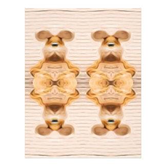 Trippy Bunnies Letterhead