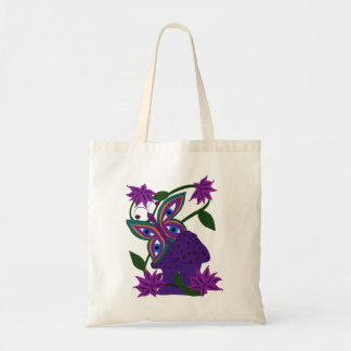 Trippy Butterfly Wonderland Tote
