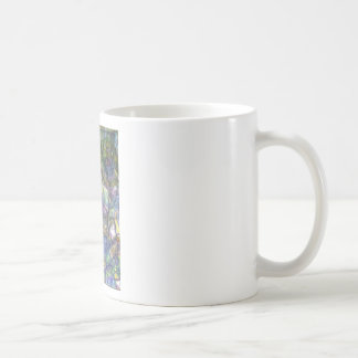 Trippy Colored Pencil Skin Coffee Mug