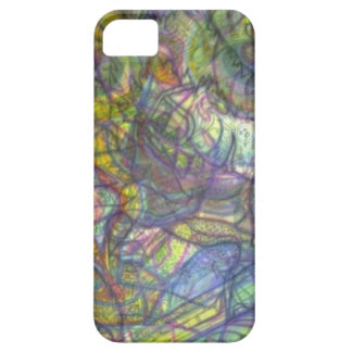 Trippy Colored Pencil Skin iPhone 5 Covers