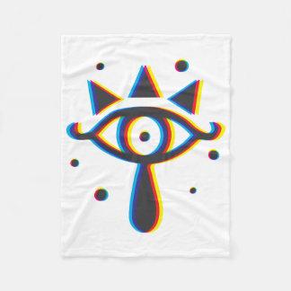 Trippy Eye Blanket