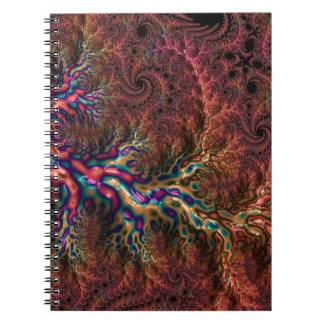 Trippy Fractal Notebook