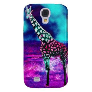 Trippy Giraffe
