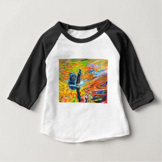Trippy Goose Baby T-Shirt