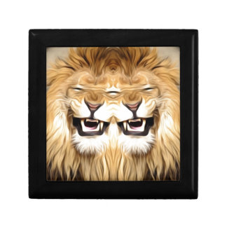 Trippy Happy Lion Gift Box