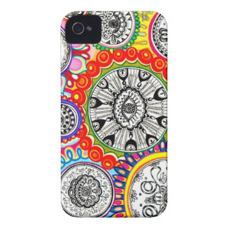 Trippy Hippie iPhone Case