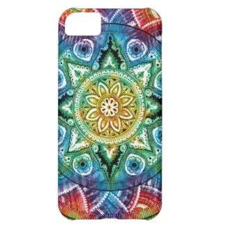 Trippy Mandala iPhone 5C Cover