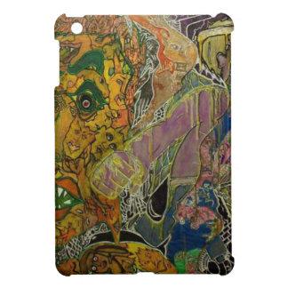 Trippy Multi-Media Skin iPad Mini Cover