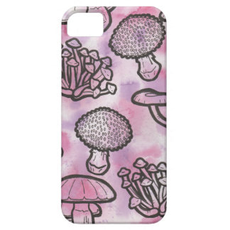 Trippy Mushrooms Case For The iPhone 5