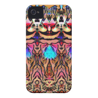 Trippy Rave Rat Case-Mate iPhone 4 Cases