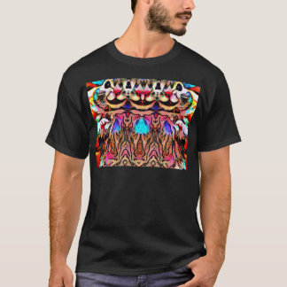 Trippy Rave Rat T-Shirt