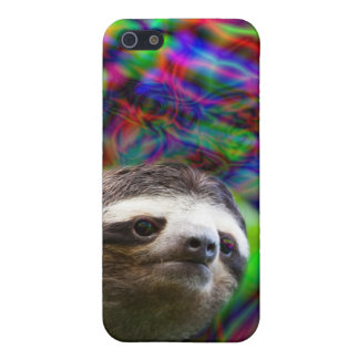 Trippy Sloth Case iPhone 5/5S Covers