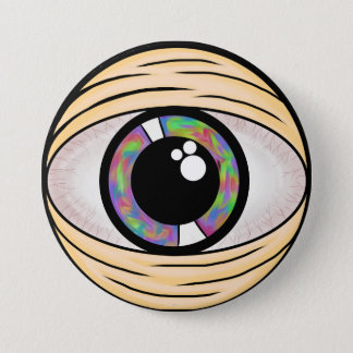 Trippy Third Eye Pin