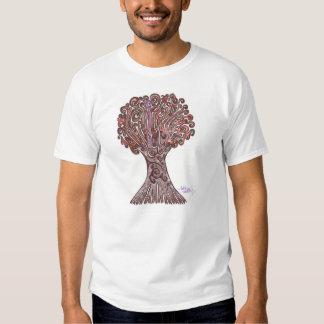 Trippy Tree T Shirt