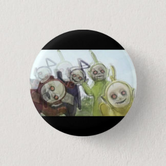 Trippy Tubbies 1 Inch Round Button