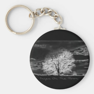Trips On The Moon Keychain