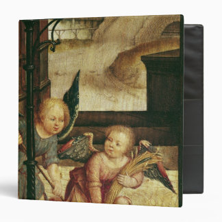 Triptych of the Adoration of the Child Binders
