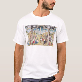 Triptych of the Crucifixion T-Shirt