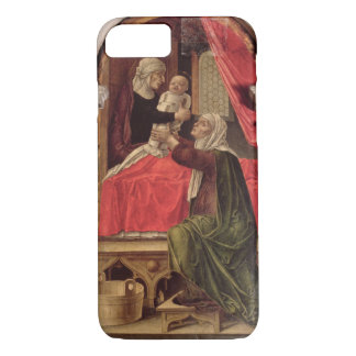 Triptych of the Madonna of the Misericordia, 1473 iPhone 7 Case
