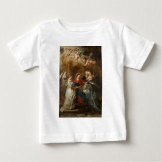 Triptych St. Idelfonso - Peter Paul Rubens Baby T-Shirt