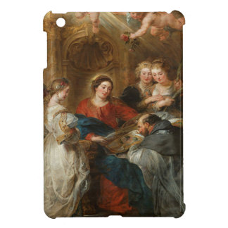 Triptych St. Idelfonso - Peter Paul Rubens iPad Mini Cover